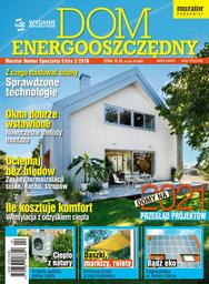 "Murator Numer Specjalny Extra ""Dom Energooszczędny"" 2/2016 Kup ten numer"