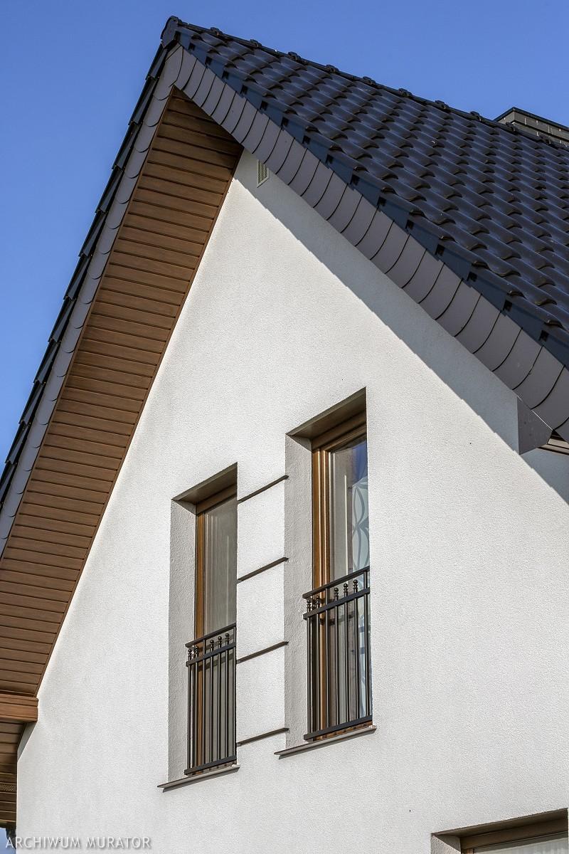 Dach dwuspadowy: sposoby na szczyt