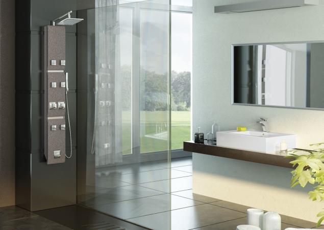 Penele prysznicowe - hydromasaż pod prysznicem