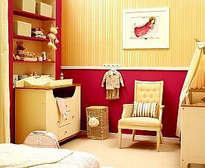 Pokój dziecka. 2 pomysły, jak urządzić kącik dla niemowlaka w kawalerce i sypialni