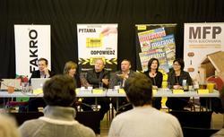 Dom Ekologiczny - fotorelacja z dyskusji pokonkursowej