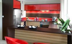 Nowoczesna kuchnia ubrana w modne kolory. Zobacz zdjęcia kuchni na czasie