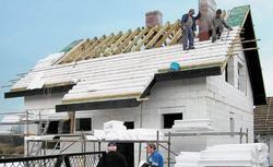 Ściany z pustaków styropianowych - szybki sposób budowania