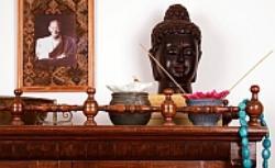 Wnętrze w stylu orientalnym