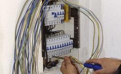 Pełna przebudowa instalacji elektrycznej