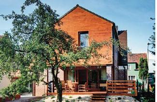 Dom po przebudowie