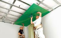Sufity podwieszane z płyt gipsowo-kartonowych. Zobacz, jak łatwo je zbudować.