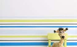 Pasy na ścianie, czyli dekoracyjne malowanie ścian. Jak namalować wzory na ścianie?