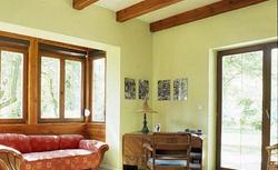 Strop drewniany: zalety i wady stropów drewnianych
