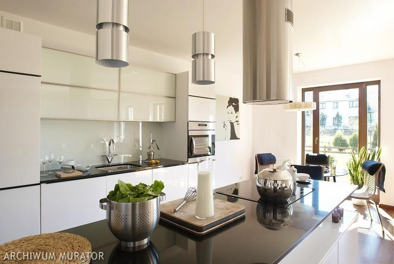 Galeria zdj nowoczesne lampy wisz ce do kuchni 10 for Polaczenie kuchni z salonem