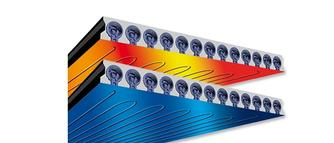 Strop DX-Therm - wydajne ogrzewanie i chłodzenie w jednym