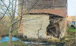 Udany remont budynku gospodarczego. Stary młyn na Mazurach