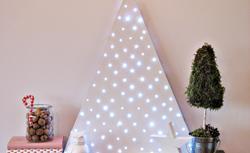 Jak zrobić nietypową ozdobę świąteczną w formie choinki? Instrukcja KROK PO KROKU