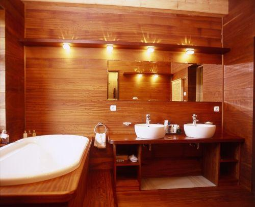 Oświetlenia strefy umywalki w łazience