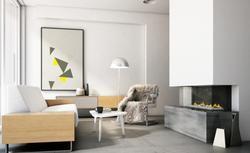 Kominki gazowe: komfort użytkowania, bezpieczeństwo i nowoczesny design