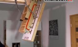 Schody strychowe - wysoka izolacyjność termiczna, wygoda użytkowania