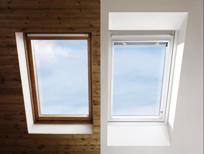 Wymiana okna dachowego z zachowaniem istniejącej wnęki okiennej