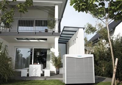 Ogrzewanie domu i wody powietrzną pompą ciepła. Czy to się opłaca?