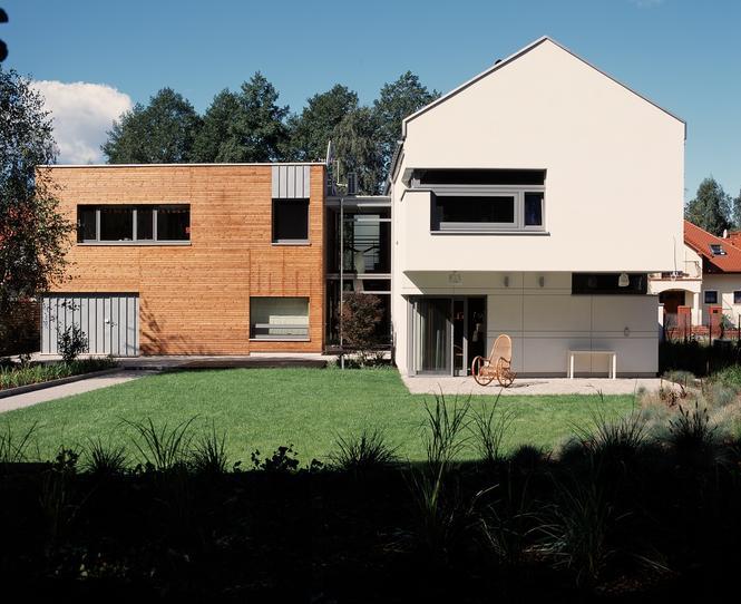 Dom w Hornowku