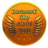 Konsumencki Lider jakości 2016