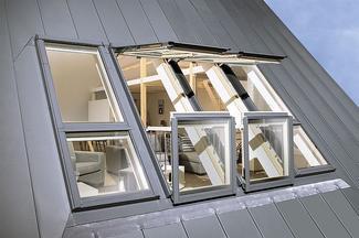 Okna balkonowe