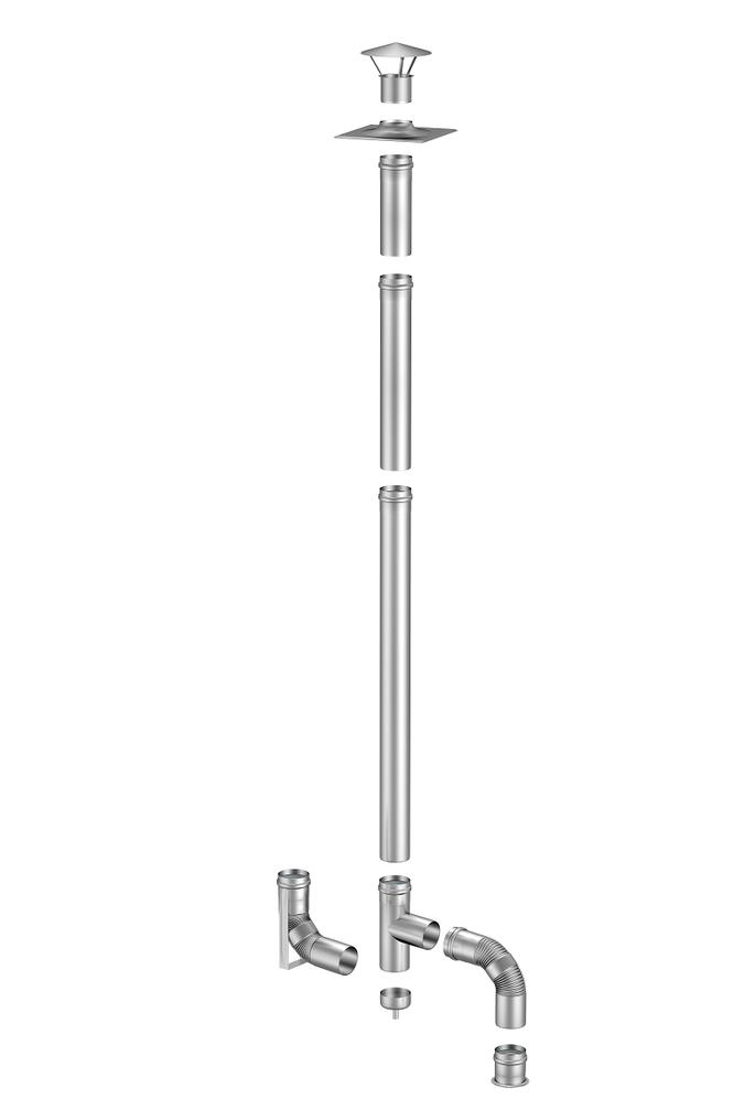 Wkłady kominowe typu SPS