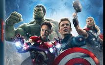 Pakiet dwóch kultowych filmów DVD - Ant-Man i Avengers: Czas Ultrona