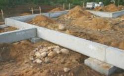 Ściany fundamentowe z prefabrykatów