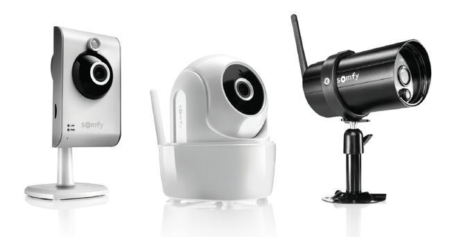 Kamery do domu i na posesję