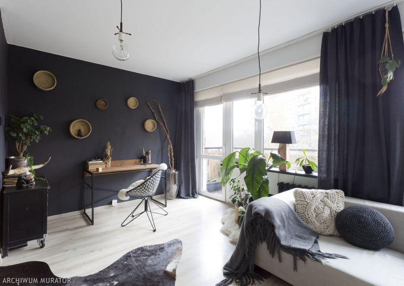 Malowanie ścian: jasne i ciemne kolory ścian
