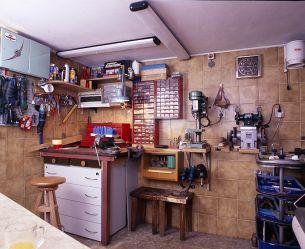 Przestrzeń garażowa