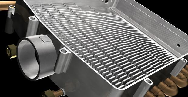 Nowoczesny wymiennik ciepła w kondensacyjnych kotłach gazowych
